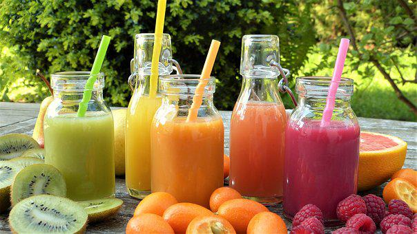 Smoothies, Juice, Fruits, Fruit, Ripe, Bio, Healthy