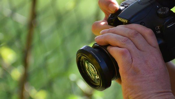 Photograph, Camera, Sony, Photography, Lens
