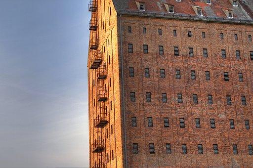 Memory, Silo, Grain Silo, Building, Architecture