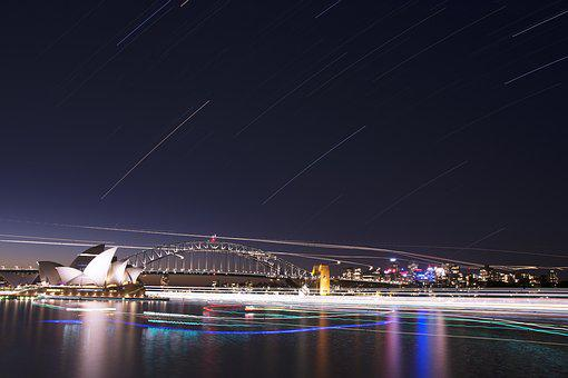 Starrail, Sydney, Australia, Newsouthwales, Vacation