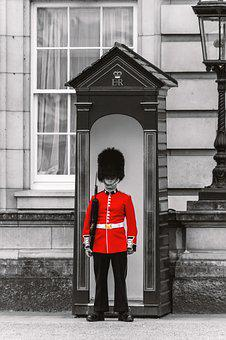 London, Grenadier Guards, Places Of Interest, England