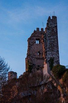 Dragon Rock, Bonn, Rhine, Viewpoint, Places Of Interest