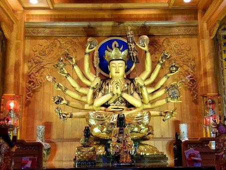 Buddha, Quasi Mention, Religion