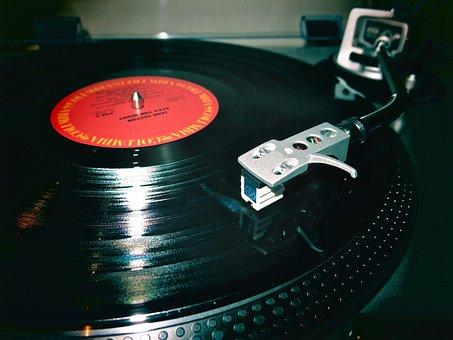 Phonograph, Record, Music, Audio, Vinyl, Sound