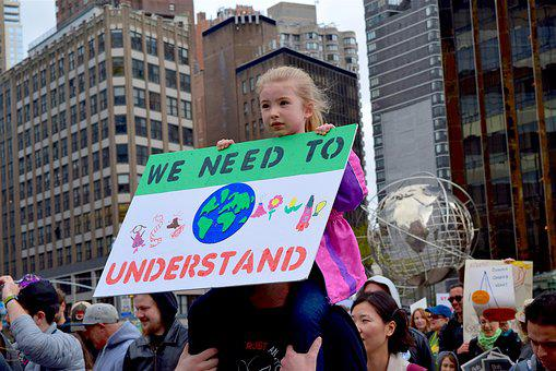March For Science, Earth Day, Protest, Science, Planet