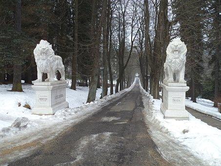 Lázně Libverda, White Lions, Spa