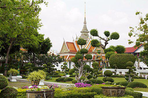 Bangkok, Wat Arun, Thailand, Temple, Asia, Spiritual
