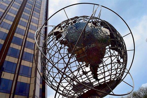 Sculpture, Earth, City, Art Work, World, Statue