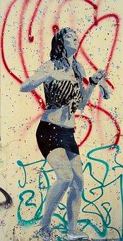Street Art, Graffiti, Wall Painting, Urban Art