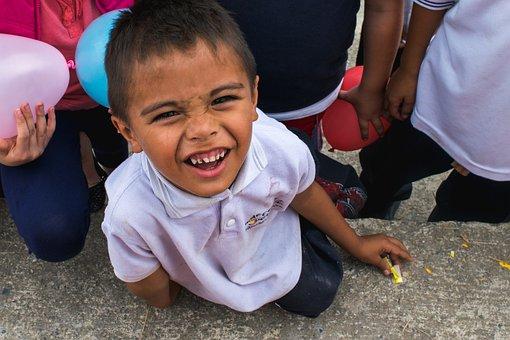 Child, Childhood, Smile, Teeth