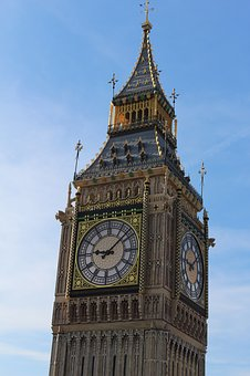 Big Ben, Mockup, Tower, Clock, Architecture, Monuments