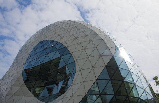 Blob, Eindhoven, Architecture, Netherlands, Town