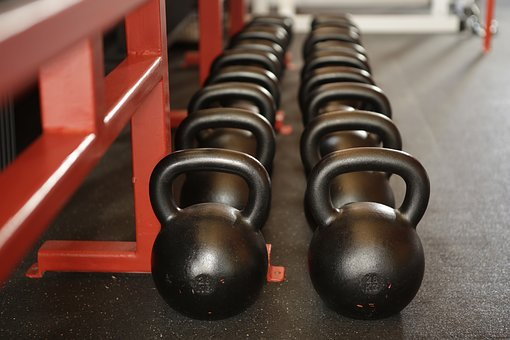 Sport, Force, Weights, Dumbbell, Training, Fitness Room