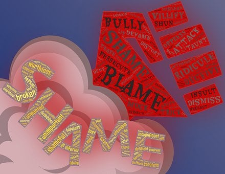 Shame, Blame, Bullying, Aggression, Attack
