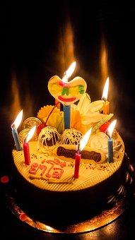 Happy, Cake, Sweet, Black Happy, Black Cake