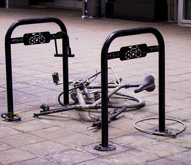 Broken, Bike, Bicycle, Wheel, Cycle, Biking, Repair