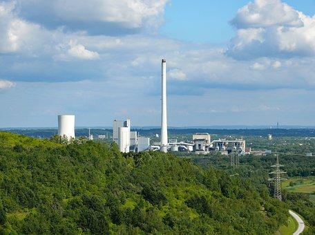 Power Plant Herne, Herne, Power Plant, Dump Hoheward