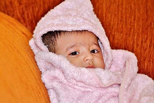 Baby, Girl, Infant, Cute, Baby Girl, Happy, Adorable