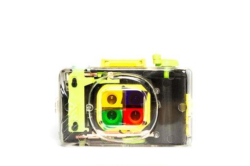 Camera, Lomo, Lomography, Hipster, Lens, Photograph