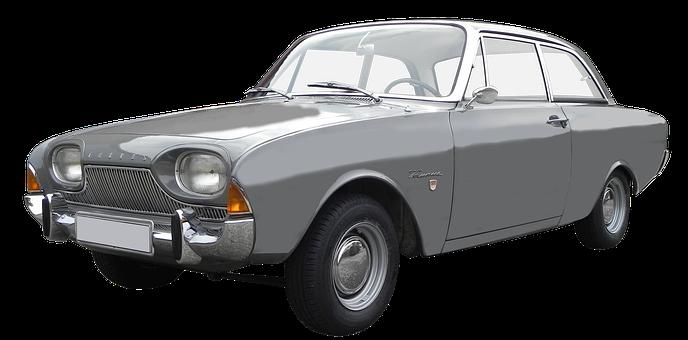 Ford Taunus, 17m, P3, Model Years 1960-1964