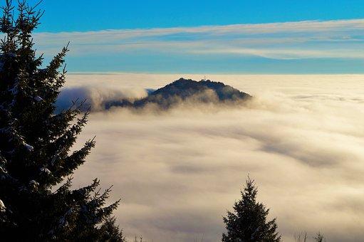 Clouds, Celo, Mountain, Nature, Mountains, Sky