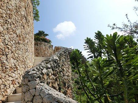 Bali, Hotel, Stone
