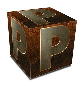 Toy Brick, Alphabet, Letter, Block, 3d, Brown Letter