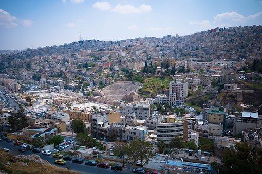 Jordan, Buildings, Travel, Architecture, Middle, East