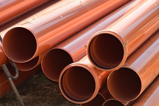 Sewer Pipes, Tube, Construction Material, Material