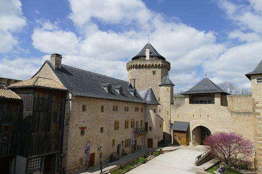 Castle, In, France