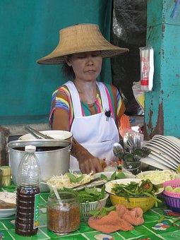 Klong Toey Market, Bangkok, Slum, Wet Market, Raw, Meat