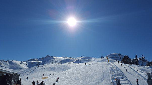 Zillertal, Skiing, Snow, Dream Day, Mountains, Alpine