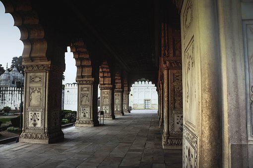 Mughal Empire, India, Architecture