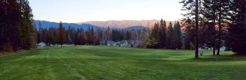 Nature, Outdoor, Golf, Green, Grass