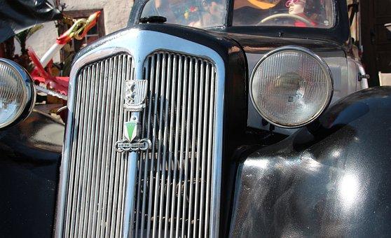 Oldtimer, Old Car, Auto Union, Classic, Vehicle
