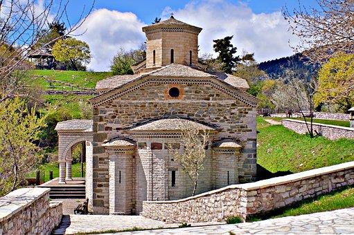 Agia Paraskevi Fire Trikala, Religion, Byzantium