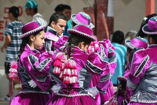 La Tirana Chile, Religious Holiday, Promesantes