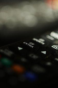 Remote Control, Tv, Dvd, Television, Technology