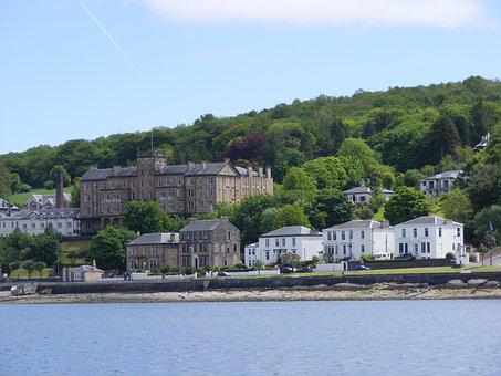 Rothesay, Isle Of Bute, Scotland