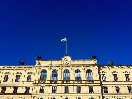 Karlstad, Sweden, Karlstad Courthouse, Architecture
