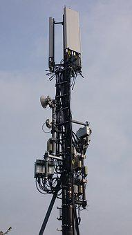 Antennas, Antenna, Radio, Mast, Transmission Tower