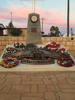 Anzac Day, Lest We Forget, Western Australia, Memorial