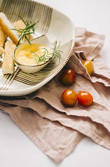 Stick, Bread, Thyme, Food, Italian, Baked, Vintage