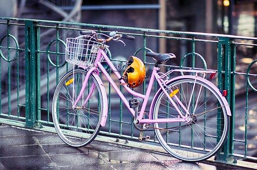 Bike, Helmet, Cycle, Outdoor, Bicycle, Activity, Biking