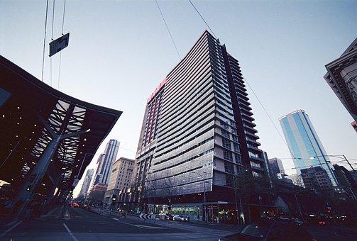 Building, Melbourne, Cbd, Architecture, Cityscape