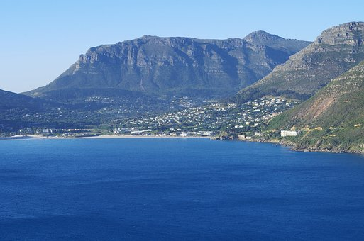 Cape Town, South Africa, Chapman's Peak Drive