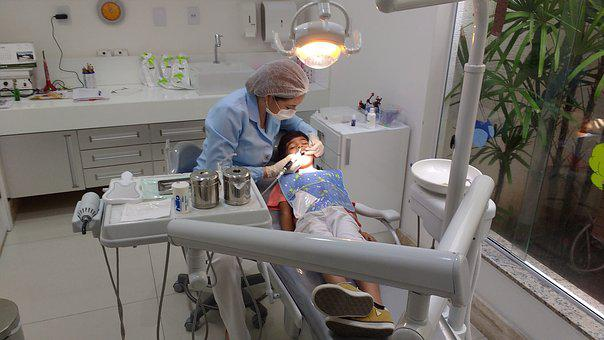 Dentist, Child, Tooth, Dental Care, Office