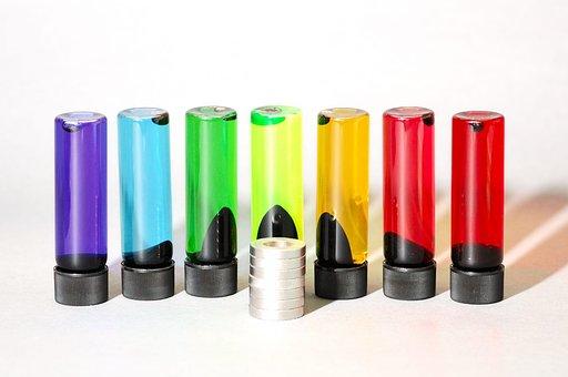 Ferromagnetism, Ferrofluid, Science, Magnet, Colourful