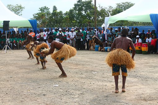 Africa, Dance, Culture, Young, Fun, Traditional, Nature