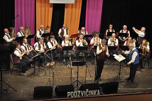 Concert, 60 Years, Podzvičinka